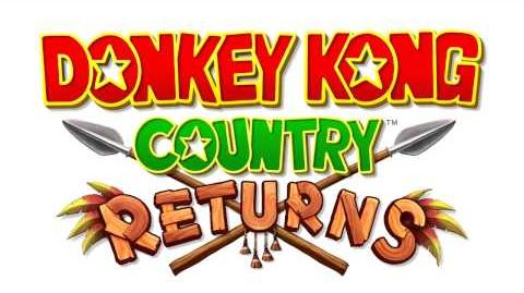 Donkey Kong Country Returns OST - World Map ~ Beach