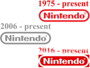 Nintendo Logos to Present