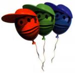 DKC2 Baloons