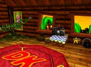 DK Treehouse inside
