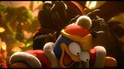 King Dedede Smacked