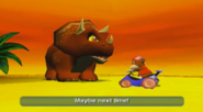 Diddy Kong Racing Game over