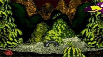 Donkey Kong Country GBC - Necky's Revenge