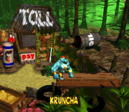 Kruncha Ending Credits - Donkey Kong Country 2