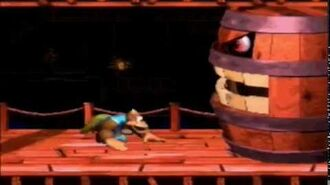 Donkey Kong Country 3 - Belcha