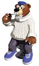 Barnacle bear konga
