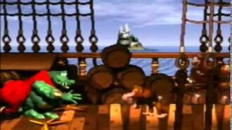 Donkey Kong Country - King K. Rool