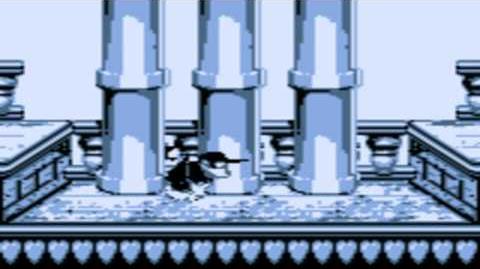 Donkey Kong Land - Wild Sting Fling