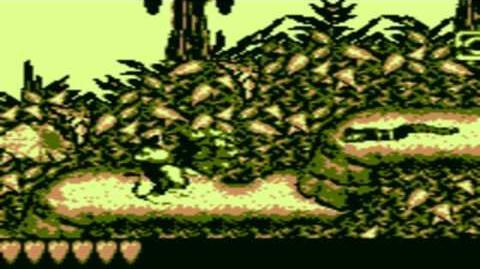 Donkey Kong Land - Jungle Jaunt