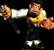 Swanky Kong - Donkey Kong Country 3