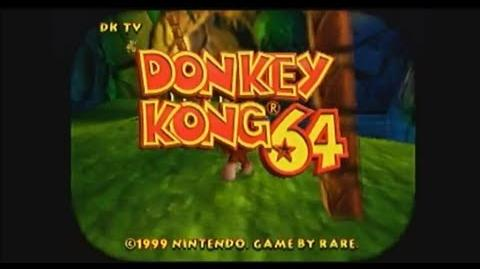 Let's Play Donkey Kong 64 Part 1