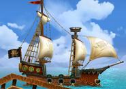 Tiki Tak Tribe (boat)