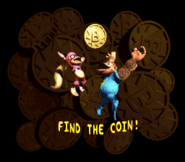 DKC3 Find the Coin