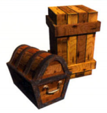 Chest and Crate