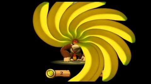 Donkey Kong Country Returns 100% (3-5 Itty Bitty Biters)