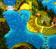 DKC3 - Donkey Kong Island