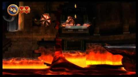 Donkey Kong Country Returns (8-6 Moving Melters)