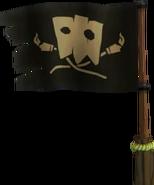 Tiki Tak Tribe (flag)
