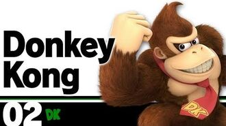 02 Donkey Kong – Super Smash Bros. Ultimate