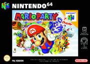 Mario series party