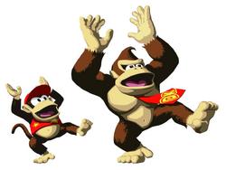 Donkey Konga Artwork 4