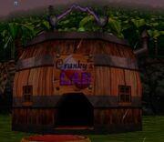 Cranky's Lab DK64