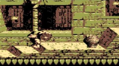 Donkey Kong Land - Snake Charmer's Challenge