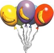 Banana Balloons