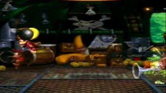 Donkey Kong Country 2 - Kaptain K. Rool