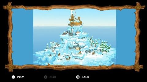 Donkey Kong Country Tropical Freeze - Level 6-8 Meltdown Mayhem All Puzzle Pieces KONG Letters