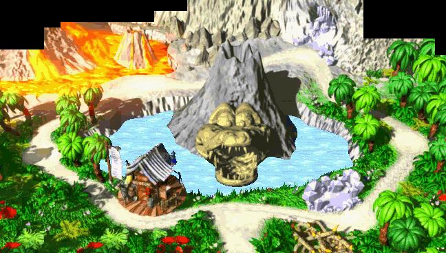 Lost World   Donkey Kong Wiki   FANDOM powered by Wikia on
