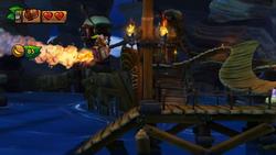 Donkey Kong Country Tropical Freeze Level 3 5 Twilight Terror