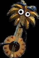 Banjo o lute