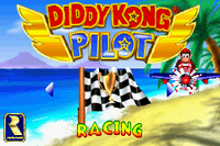 DKP Title screen