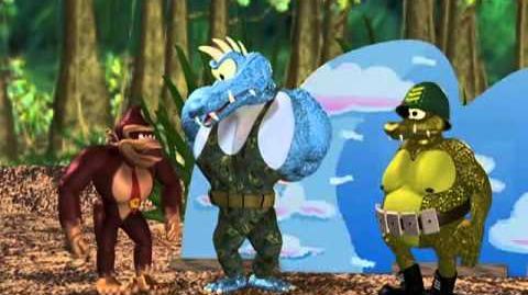 Donkey Kong Country- Hooray for Holly Kongo Bongo Full Episode
