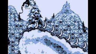 Donkey Kong Land - Gangplank Galleon Ahoy! - Rope Ravine