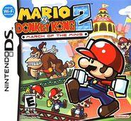 Mariovsdonkeykong2