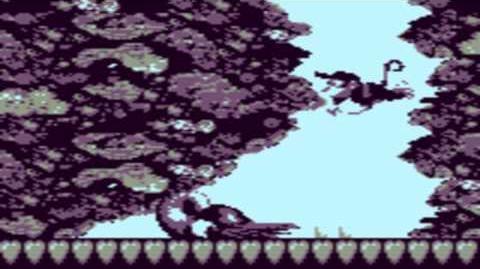 Donkey Kong Land - Nautilus Chase