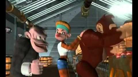 Donkey Kong Country- The Big Switcharoo Full Episode