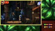 Donkey Kong Country Returns 3D - Level 9-4 Mischievous Moles 100% Walkthrough (3DS Exclusive Level)