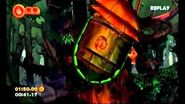 Donkey Kong Country Returns - 5-2 Clingy Swingy - 1 07