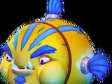 Fugu, The Frightening