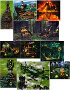 DKC2 - Maps