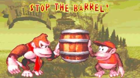 Donkey Kong Country (GBA) - Kongo Jungle - Ropey Rampage