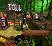 Krow Ending Credits Japan - Super Donkey Kong 2