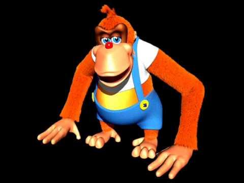 Lanky Kong Donkey Kong Wiki Fandom Powered By Wikia