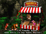 Candy's Save Point