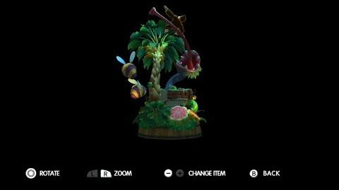 Donkey Kong Country Tropical Freeze - Level 5-Boss Punch Bowl