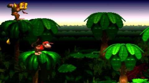 Donkey Kong Country (SNES) - Jungle Hijinxs