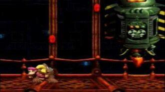 Donkey Kong Country 3 - KAOS